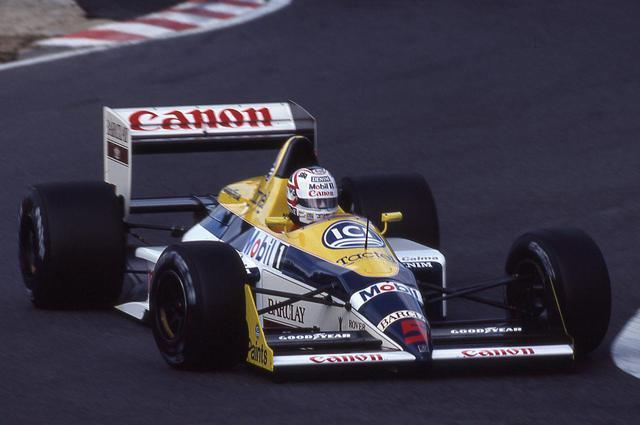 画像: Williams FW12(ウィリアムズ FW12)