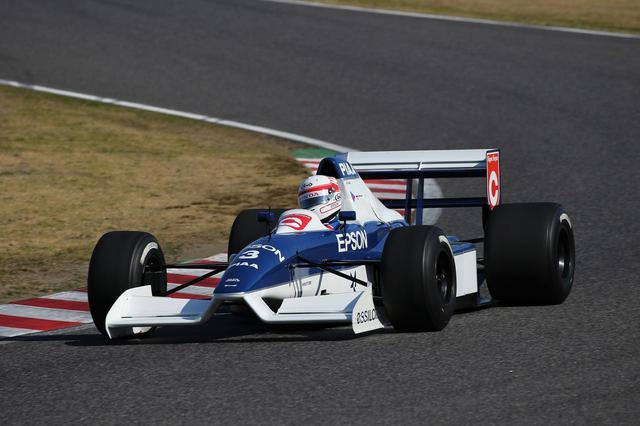 画像: Tyrrell 019(ティレル 019)