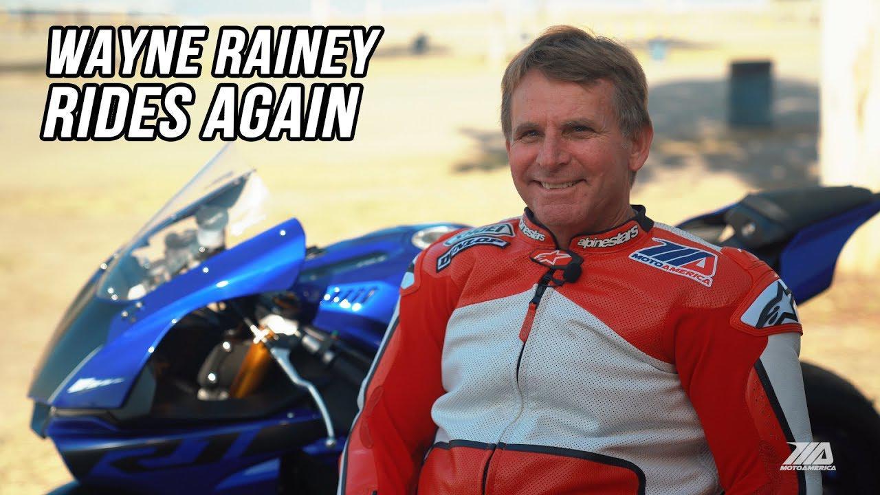 画像: Wayne Rainey Rides Again youtu.be