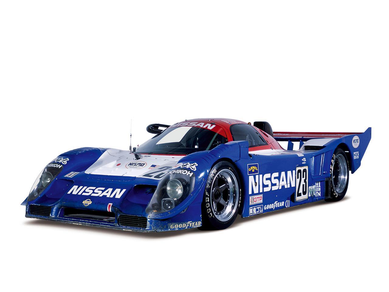 画像: SUZUKA Sound of ENGINE 2019 グループC出走車 日産独自開発のCPシリーズ NISSAN R91CP(1991年)