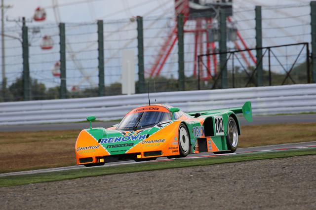 画像: SUZUKA Sound of ENGINE 2019 グループC出走車 MAZDA 787B #202 JSPC Ver.(1991年)