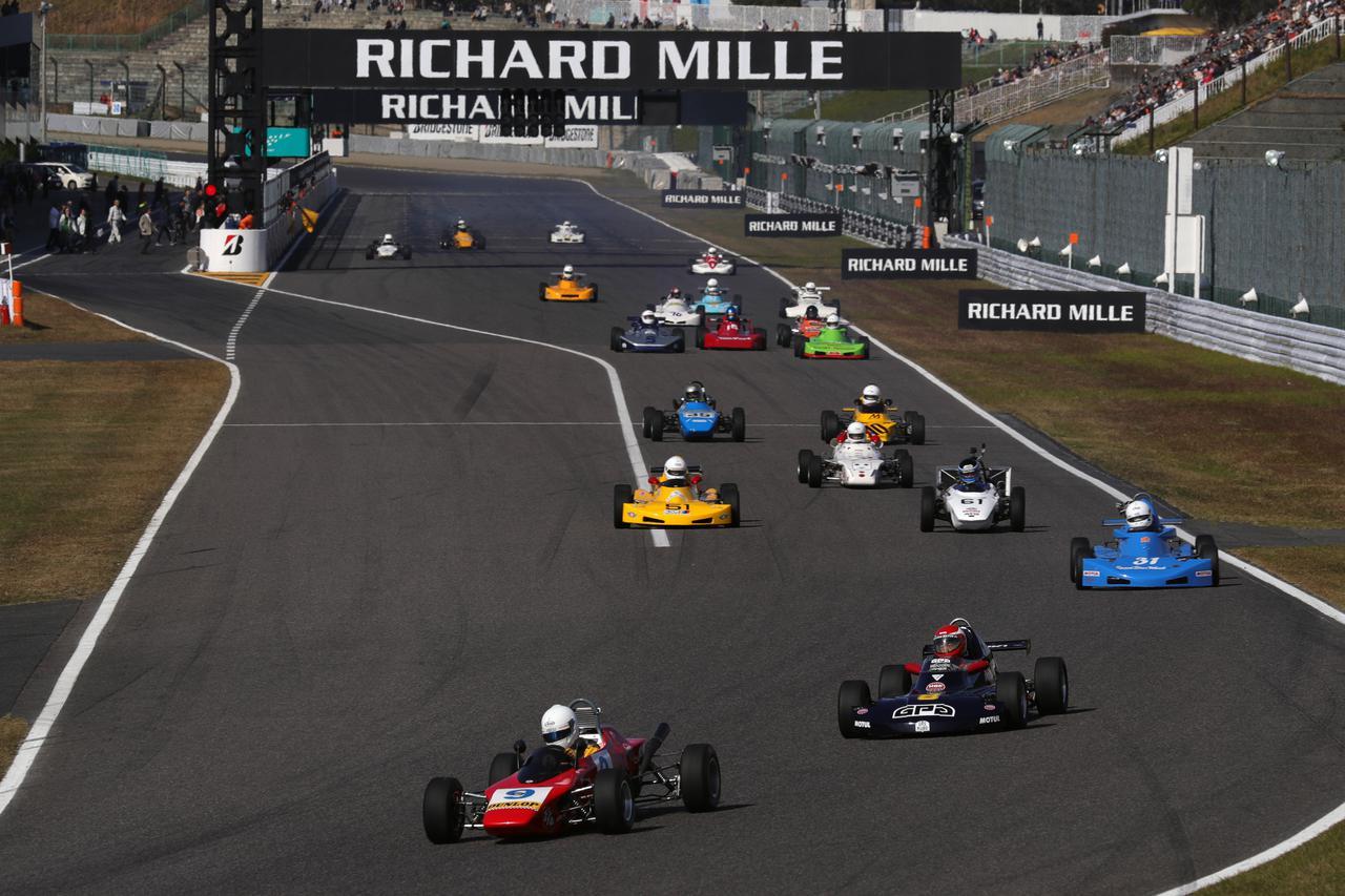 画像: 数多くのトップドライバーを輩出したジュニア・フォーミュラ FL500