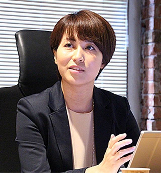 画像: 横浜DeNAベイスターズ 事業本部 チケット部 部長の原惇子氏