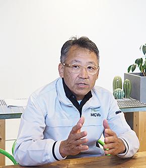 画像: MGVsワイナリーの松坂浩志代表