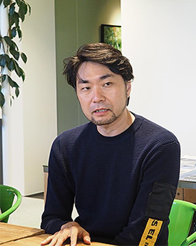 画像: エムテドの田子學代表