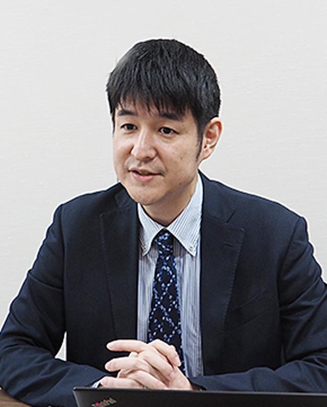 画像: 総務省 大臣官房秘書課 調査官 働き方改革推進室長の山本直樹氏