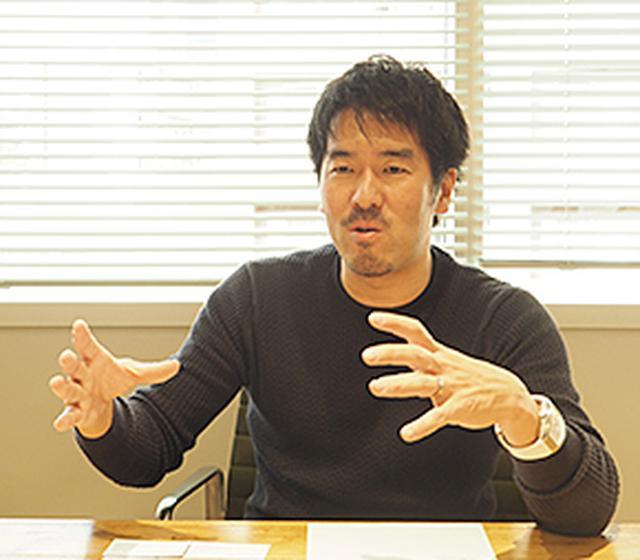 画像: アトラエの新居佳英CEO