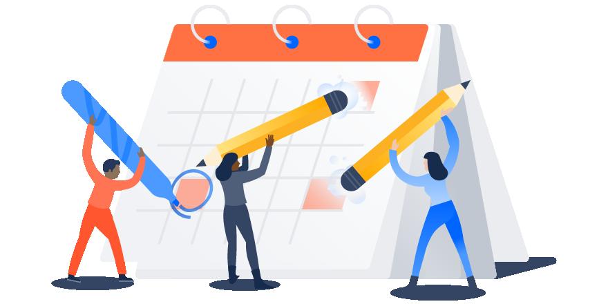 画像: Running effective meetings: a guide for humans - Work Life by Atlassian