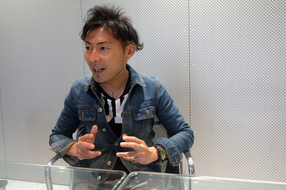 画像: パーソルファシリティマネジメント株式会社 代表取締役社長 槌井紀之氏