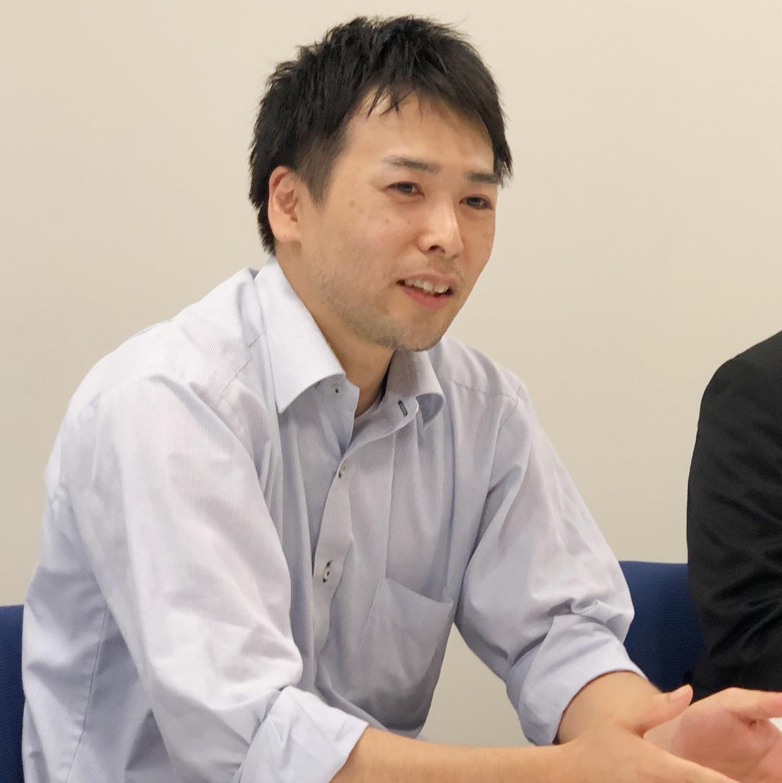 画像: 東 大介氏 デジタルシフト開発支援本部 モダン開発支援ソリューション部 技師