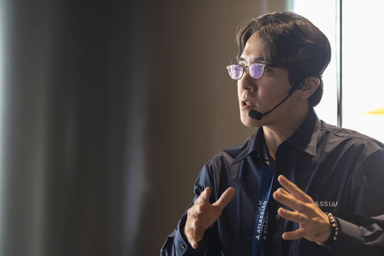 画像: 皆川 宜宏 アトラシアン株式会社 ソリューションエンジニア