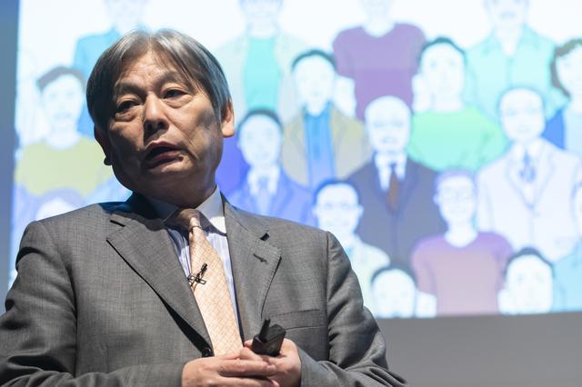 画像: 西野 弘氏 特定非営利活動法人CeFIL理事 デジタルビジネス・イノベーションセンター(DBIC) 共同設立者 副代表