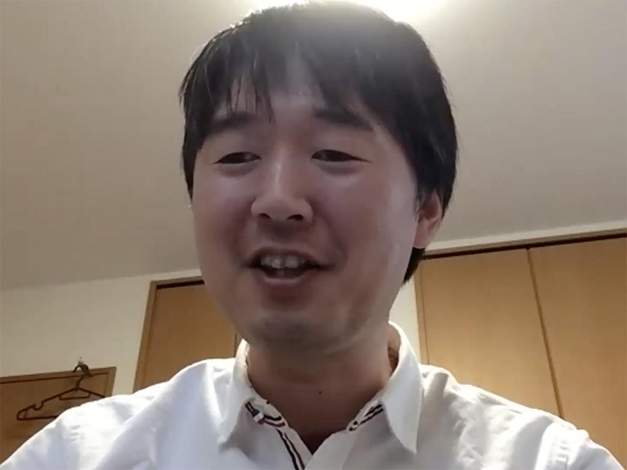 画像: 株式会社NTTデータ デジタル技術部 アジャイルプロフェッショナル担当 課長代理 山田 真也氏