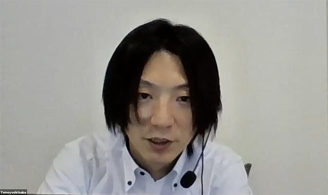 画像: 株式会社NTTデータ デジタル技術部 アジャイルプロフェッショナル担当 課長 稲葉 智義氏