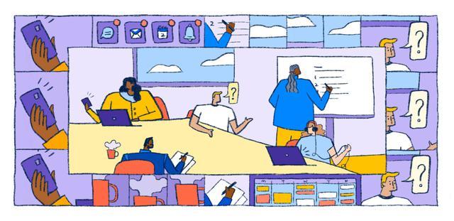画像: How attention management helps your team thrive - Work Life by Atlassian