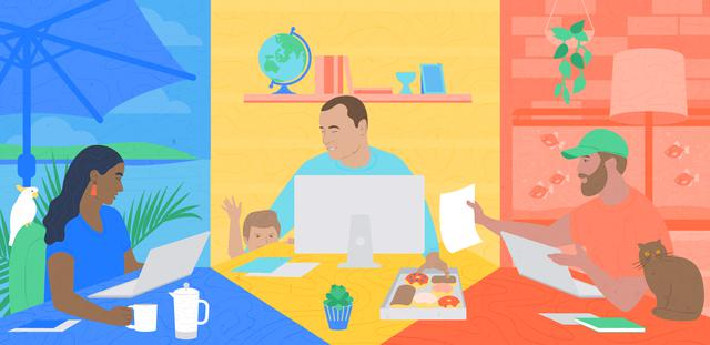 画像: How to build business relationships in a virtual world - Work Life by Atlassian