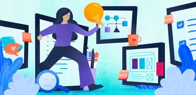 画像: Design thinking is the low-pressure way to figure out your career (and life) - Work Life by Atlassian