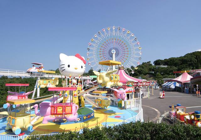 画像: サンリオのテーマパーク「ハーモニーランド」