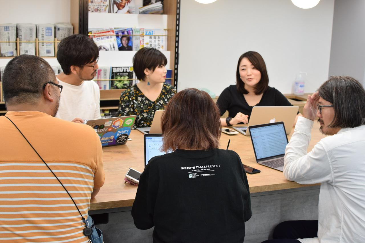 画像: スマートニュースでは社員の多様性が急速に増している