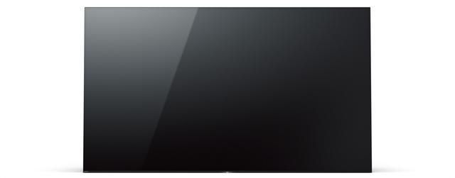 画像: 有機ELのポテンシャルを最大限に引き出す高画質モデル。画面から音が出るスピーカーもユニーク