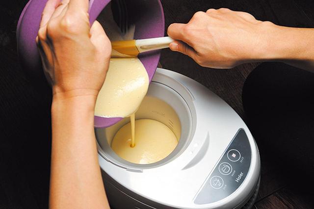 画像3: 一芸がスゴイPart2! ホットサンド、焼き芋、卵かけご飯などが手軽に作れる個性派調理家電