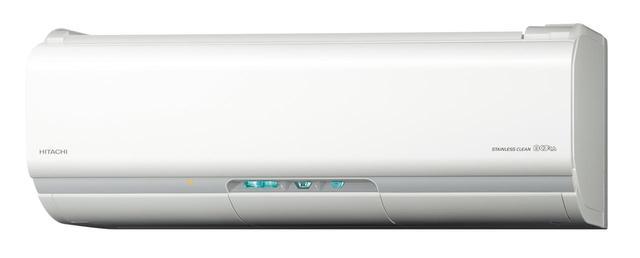 画像: 熱交換器の自動洗浄機能を搭載し、清潔性と省エネ性をキープできる