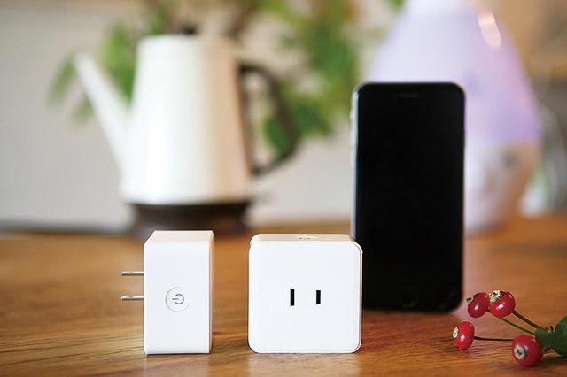 画像: 加湿器やケトル、コーヒーメーカー、電気スタンド、間接照明など、リモコンのない家電のコントロールを可能にする。