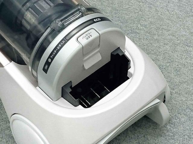 画像1: コードレススティック型掃除機の不満を解消!? キャニスター型もコードレスの時代に!