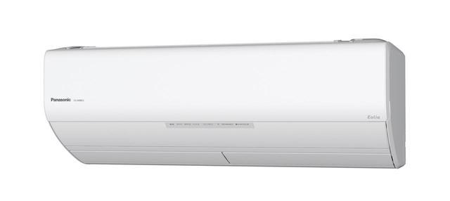 画像: パナソニックのエアコン「エオリアWX/Xシリーズ」は、無線LAN機能を搭載しており、暖房などの制御がスマホから可能。