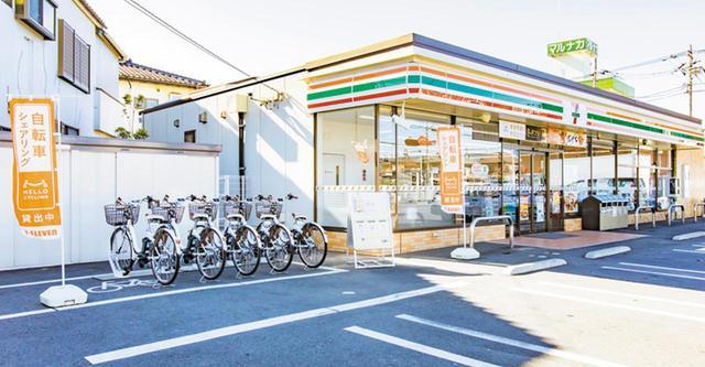 画像: 各地に店舗を持つセブン-イレブンは、ステーションの設置可能な場所が多いのが強み。2018年度中に1000店舗の設置を目指している。