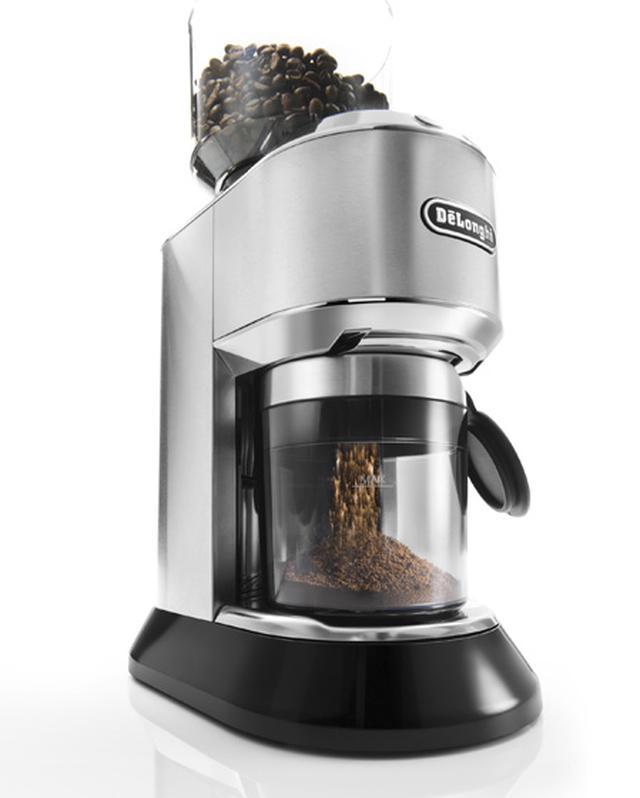 画像: 好みの設定で、必要な分量だけコーヒー豆を自在に挽ける全自動グラインダー。実売価格例は、2万6780円。