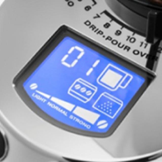 画像3: コーヒーこだわり派は必見! なんと18段階の豆の挽き分けができるグラインダー【やりすぎ家電】