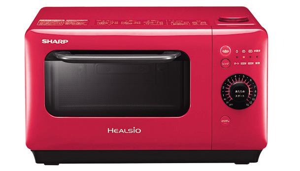 画像: トースターにレンジ機能を盛り込んだ新コンセプト製品。トーストは過熱水蒸気でおいしさを追求し、レンジは湿度センサーで加熱が的確。コンパクトなので、キッチンもスッキリ。