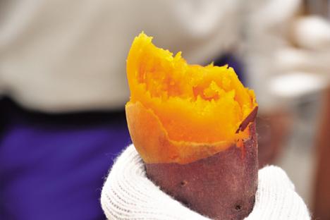 画像: 100円のお芋が進化して、ケーキみたいなおいしさに♡
