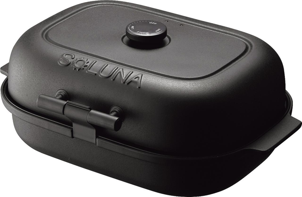 画像: おいしい焼き芋が作れるのはもちろん、効率的な加熱方法で、多彩な調理器としても有用。オールシーズン使える。
