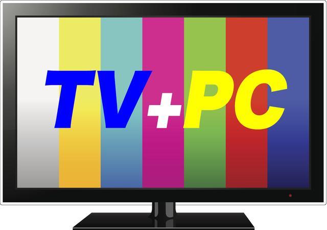 画像: テレビとディスプレイの違い 液晶テレビはパソコンのモニターとして使える?