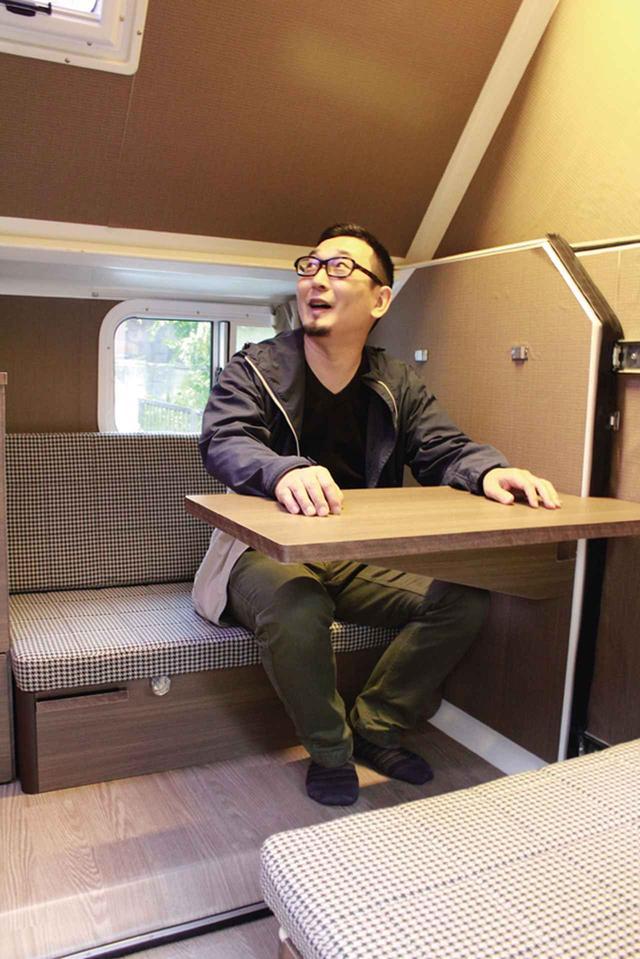画像: 実際に体験してみると想像以上に快適な空間