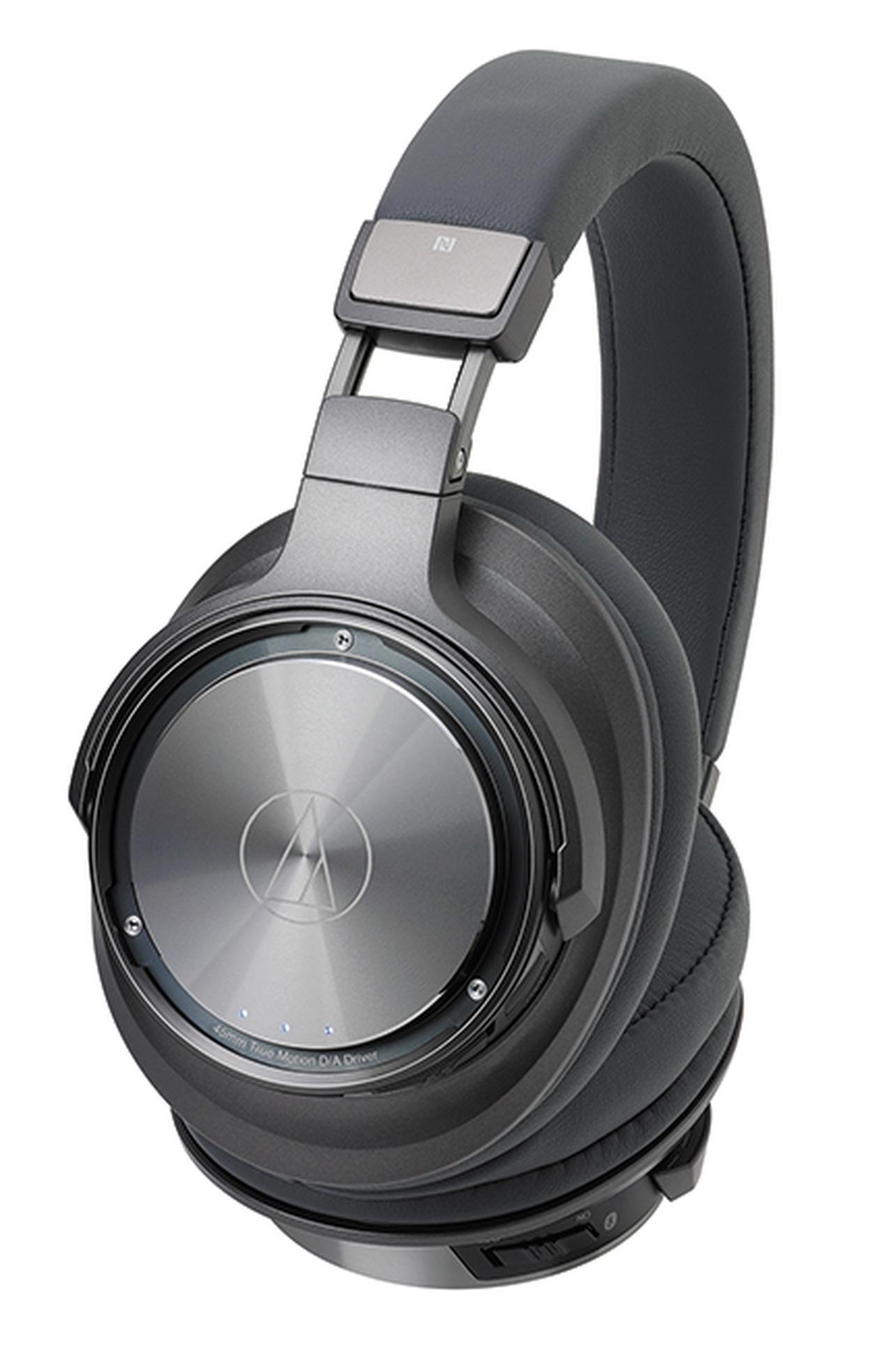 画像: aptX HDに対応したオーディオテクニカのオーバーヘッドバンド型。