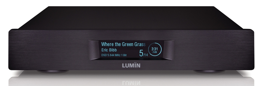 画像1: LUMIN D2