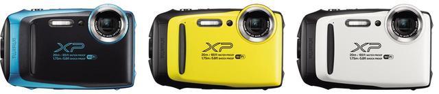 画像: 富士フイルム FinePix XP130