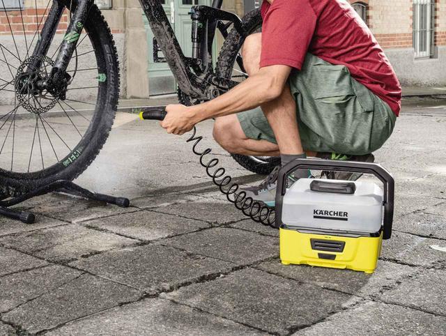 画像: 自転車やクルマのちょっとした洗浄、お墓まわりの清掃など、使い途はいろいろ考えられる。