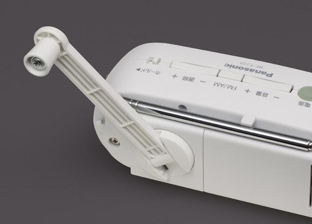画像2: 充電ハンドル