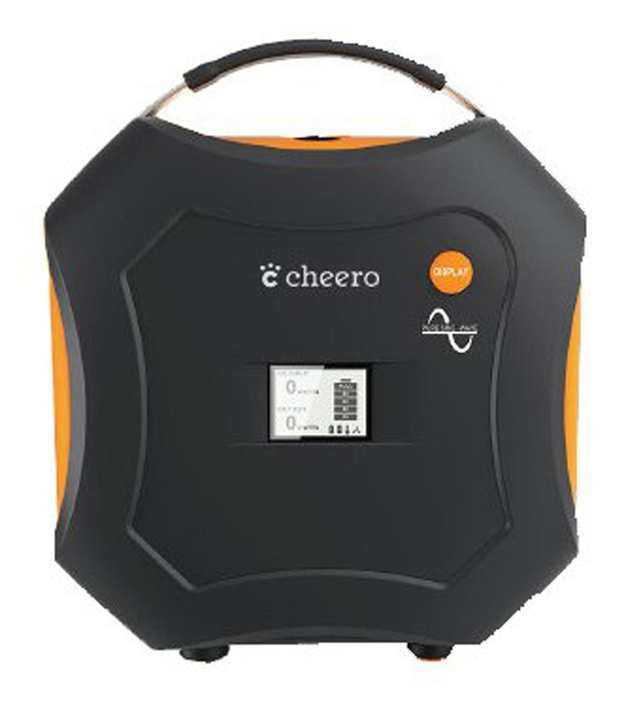 画像: cheero Energy Carry