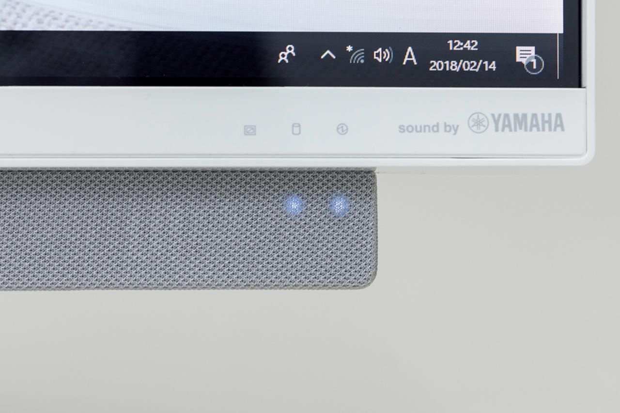 画像: NECは、Windows以前の8ビットパソコン時代からヤマハ製の音源を採用しており、長い協業の歴史を持つ。NEC・DA770/KA(実売価格例:20万2200円)