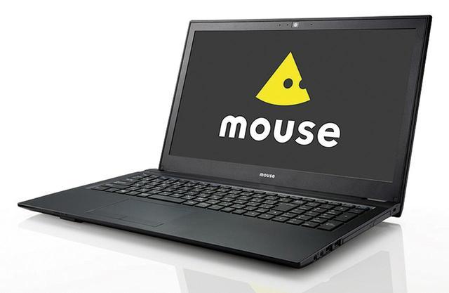 画像: マウスコンピューター m-Book F556BD-S2
