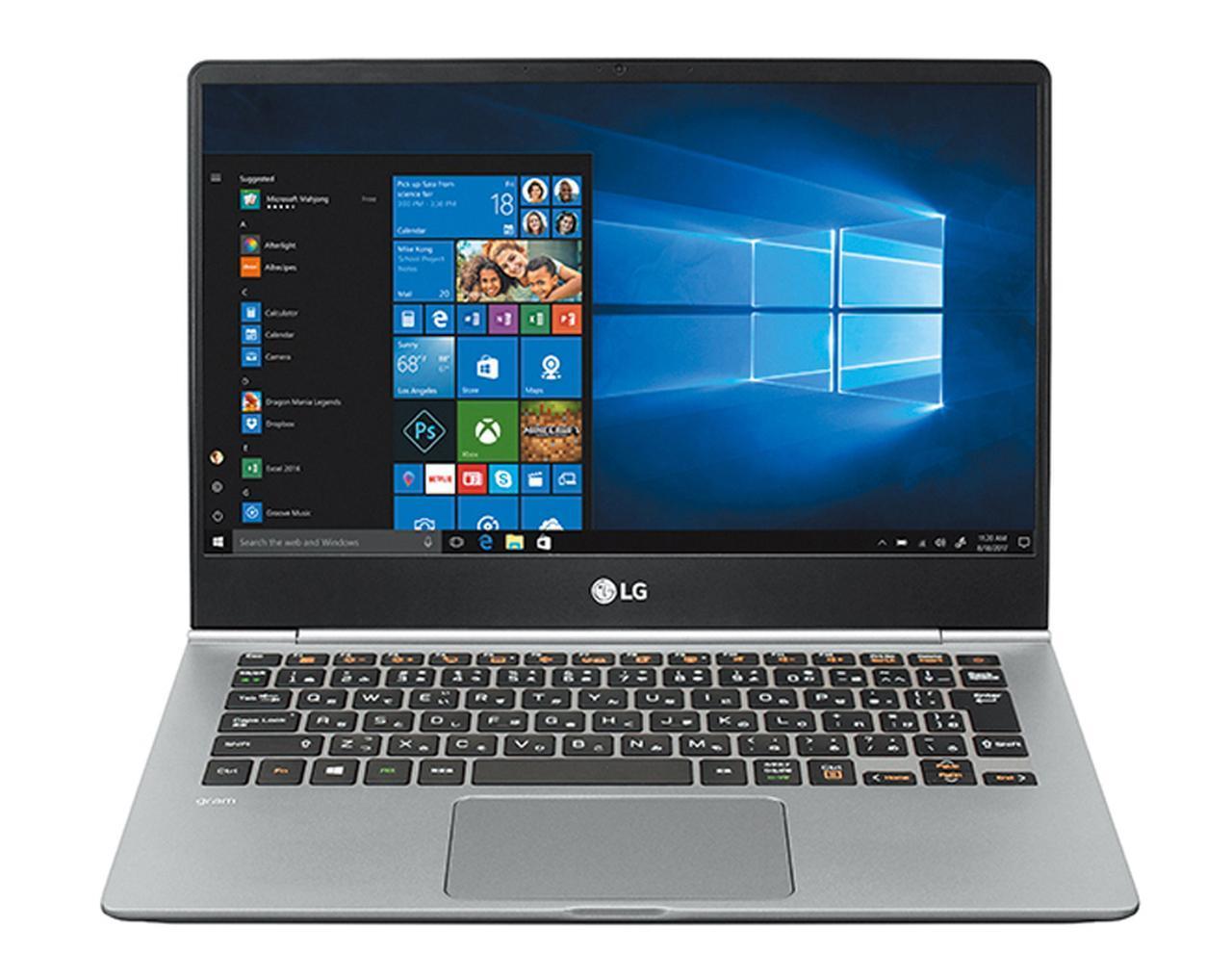 画像: LG LG gram 13Z980-MR33J