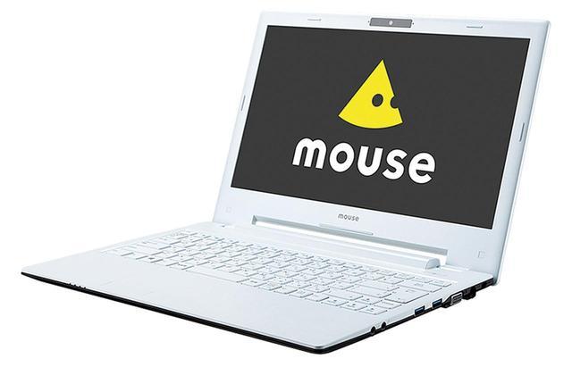 画像: マウスコンピューター m-Book J350EN