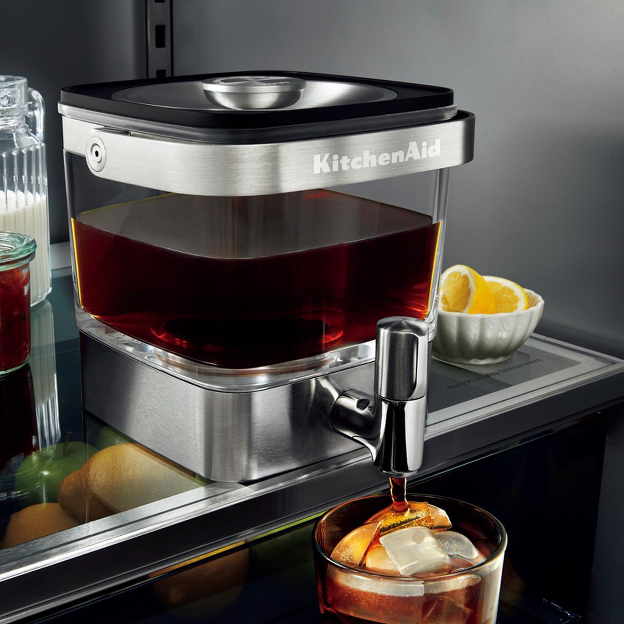 画像2: KitchenAid COLD BREW COFFEE MAKER KCM4212SX