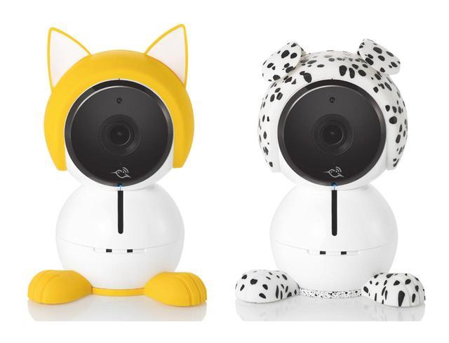 画像: 写真左から「キティ」「パピー」(別売の着せ替え用アイテムで価格は3000円程度)。