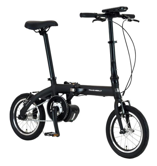 画像1: ジック ULTRA LIGHT E-BIKE TRANS MOBILLY